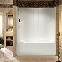 Aqua Glass - Shower Surrounds
