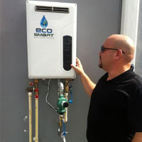 EcoSmart - Tankless Water Heaters