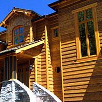 Haida Forest Products Skirl Wavey Edge Cedar Siding S