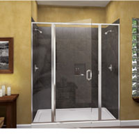 Aquatic - Shower Doors & Bases