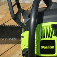 Poulan - Tractors, Mowers, Chain Saws & Trimmers