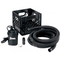 Simer Pump - Sump, Sewage, Utility & Home Water Pumps